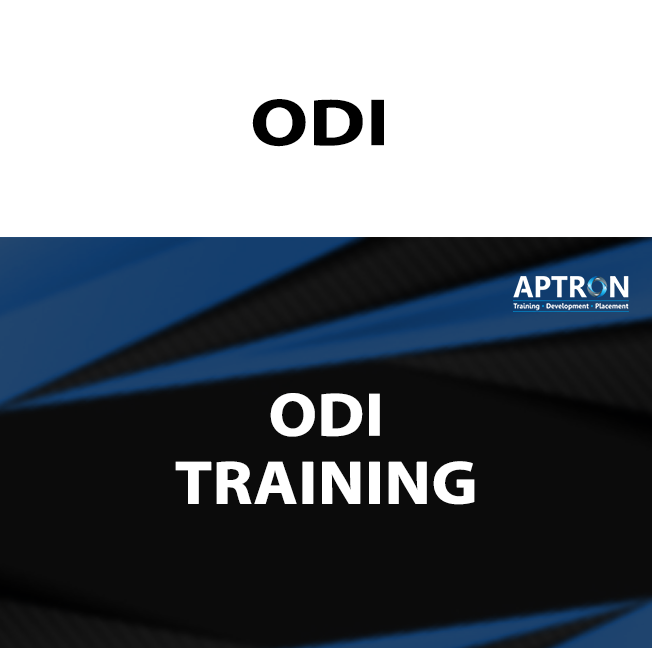 ODI training in gurgaon