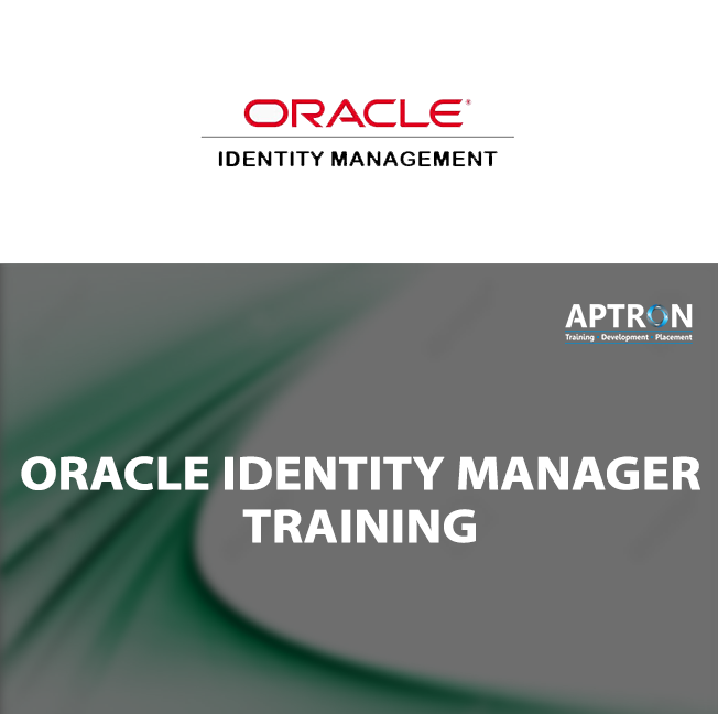 Oracle Identity Manager training in noida