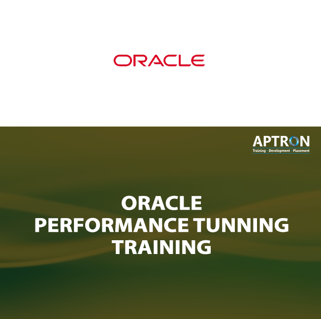 Oracle Performance Tuning training in delhi