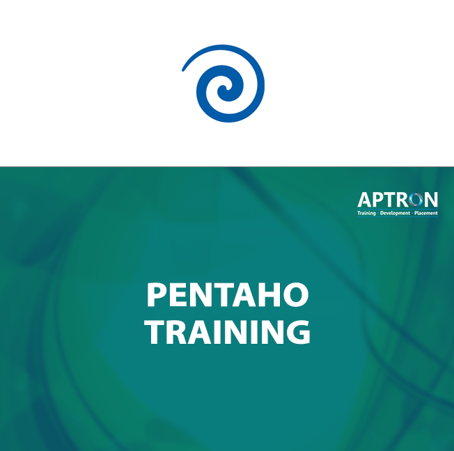 Pentaho training in noida