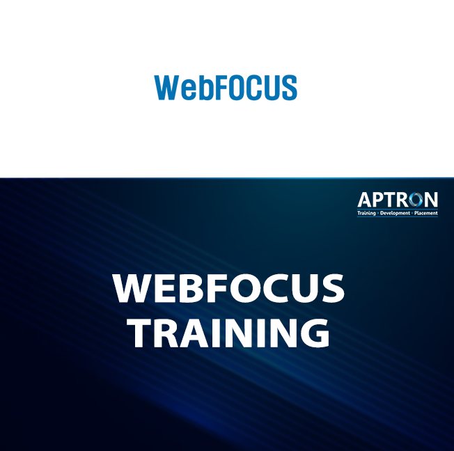 WebFOCUS training in delhi