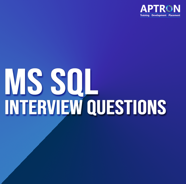 ms sql interview questions