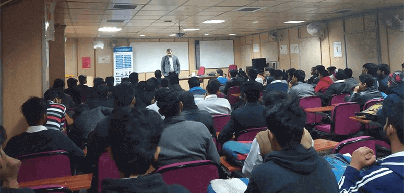 IOT Seminar at Ambedkar Institute of Technology Delhi